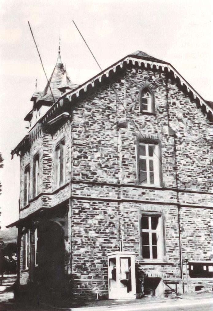Alte Mädchenschule (Baujahr 1885)