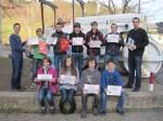 """Christian Dietz siegte beim Schülerwettbewerb """"National Geographic Wissen"""""""