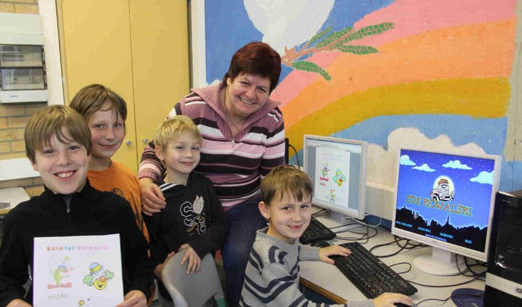 Computer kennenlernen grundschule