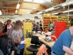 Besuch der Mosellandwerkstätten in Treis-Karden