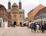 Erkundungstour in Speyer