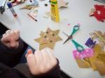 Großes Weihnachtsbasteln an der Realschule plus