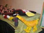 Kunstausstellung und Weihnachtsbasteleienverkauf der Grund- und Realschule