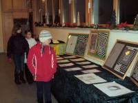 Kunstausstellung Treis-Kardener Weihnachtsmarkt