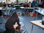 Erste-Hilfe-Kurs der 10. Klasse fand regen Zuspruch