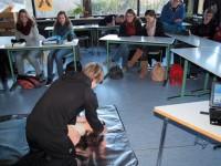 Erste-Hilfe-Kurs der 10. Klasse