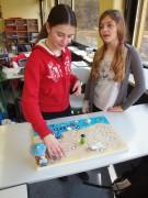 Klasse 6a erfindet neue Gesellschaftsspiele