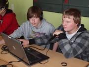 Schülerzeitungsredakteure erproben sich im Umgang mit neuen Medien