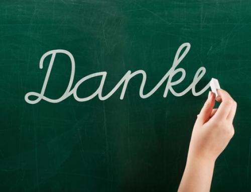 Unterrichten in der Corona-Krise – Dankeschön an die Eltern
