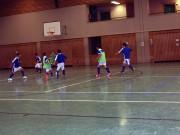 Fußballbegeisterte treten beim Fritz-Walter-Cup an der Treiser Realschule gegeneinander an