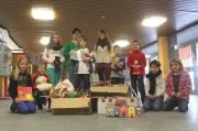Flohmarkt in der Grundschule