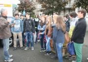 Besuch beim Amtsgericht in Cochem