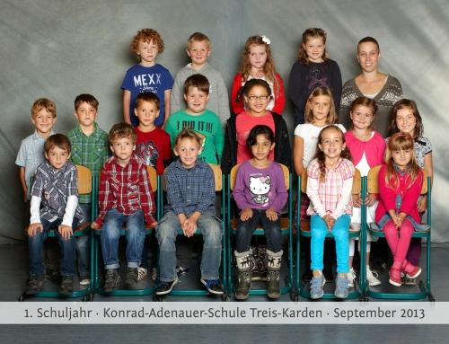 Klassenfotos 2013/2014