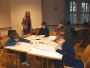 Orientierungstage der 5. Klassen auf der Marienburg