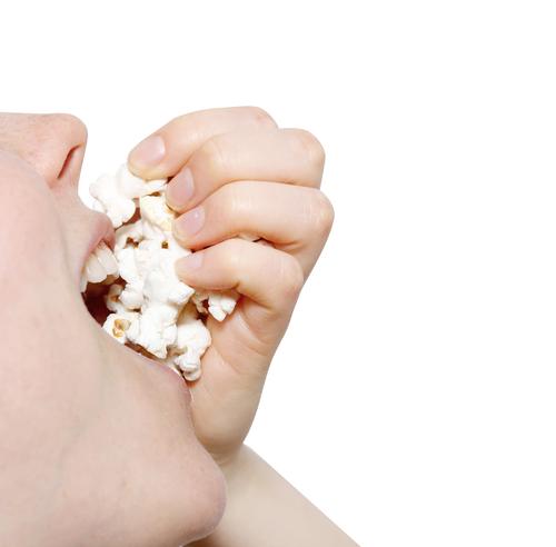 aboutpixel.de / Eating popcorn © Lasse Kristensen