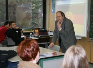 Herr Köhler berichtet von der DDR