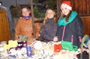 Ruanda-AG machte beim Weihnachtsmarkt in Karden mit