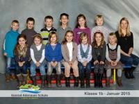 Klasse 1b