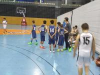 Schulmannschaft Basketball beim Regionalentscheid_01