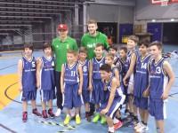 Schulmannschaft Basketball beim Regionalentscheid_02