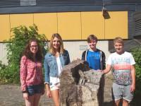 Euer Schülersprecherteam der Konrad-Adenauer Schule