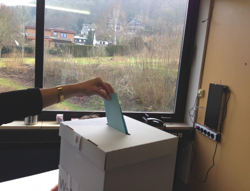 Juniorwahlen 2016: Das Wahlergebnis der Klassen 9b und 10