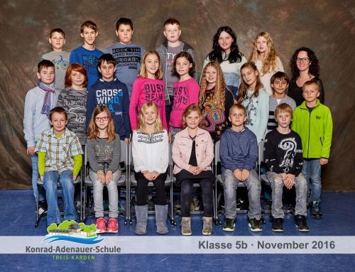 Klassenfotos 2016/2017
