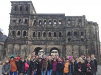 Klasse 6b erkundet Trier_00