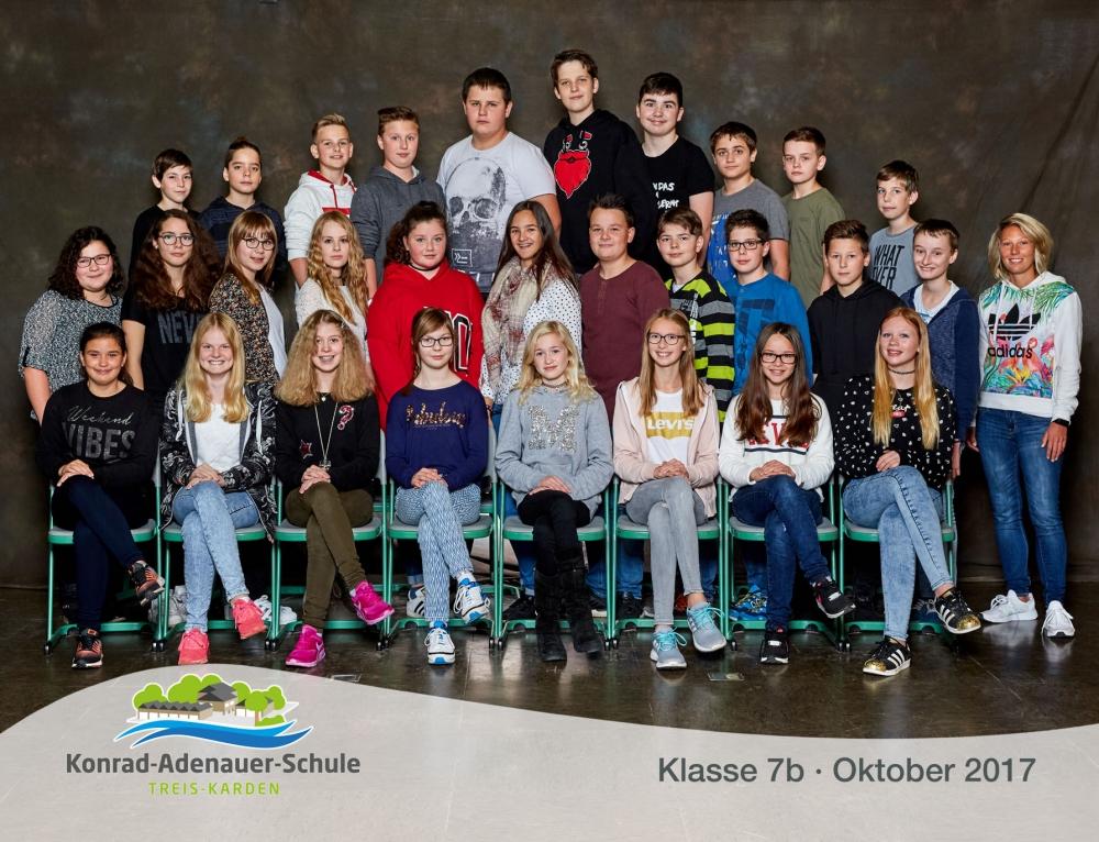 Klassenfotos 2017 / 2018