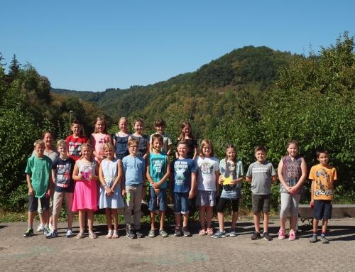 Konrad-Adenauer-Schule begrüßt 44 Fünftklässlerinnen und Fünftklässler