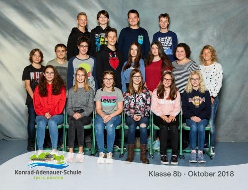 Klassenfotos 2018 / 2019