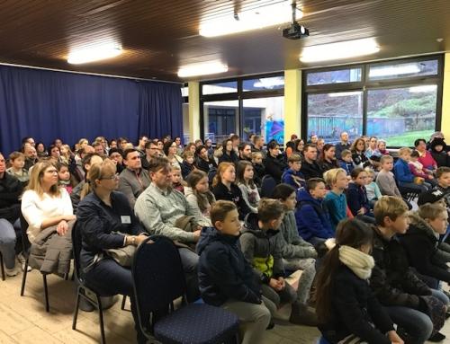 Spannende Unterrichtsangebote lockten viele Besucher zum Tag der offenen Tür an