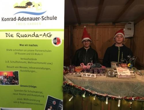Weihnachtsmarkt in Karden