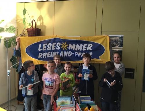 Ausflug in die Pfarrbücherei nach Pommern