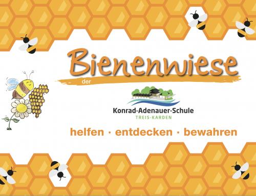 Aktion Bienenwiese gestartet