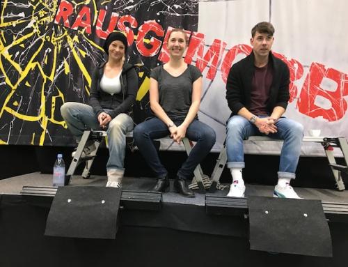 Rausgemobbt 2.0 – Tourneetheater besucht unsere Schule