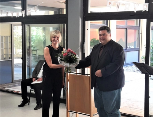 Tanja Knieper als langjährige SEB-Sprecherin verabschiedet