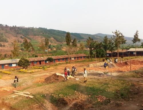 Die Rusave Primary School und ihre Fortschritte: Die RPS rüstet nach im Bereich Klassenräume