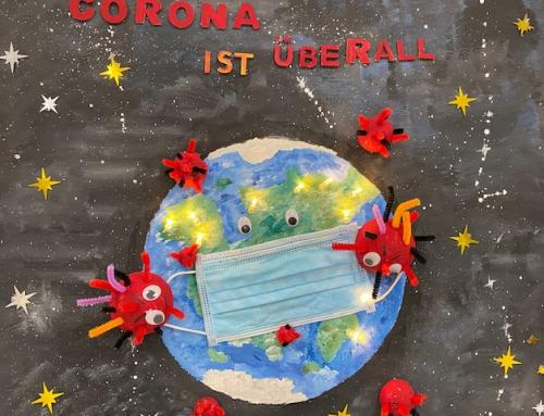 Kunst im Zeichen des Corona-Virus