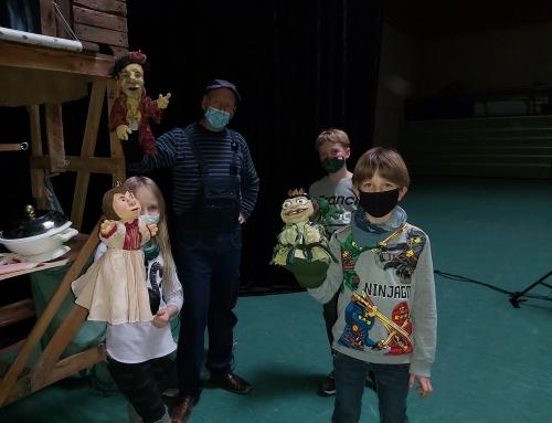 Weihnachtstheater der Grundschule