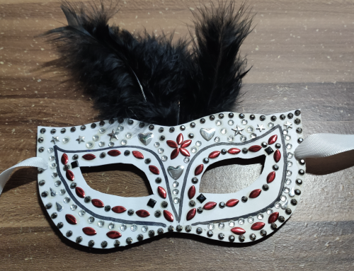 Venezianische Masken – Tolle Kreationen der Klasse 8b