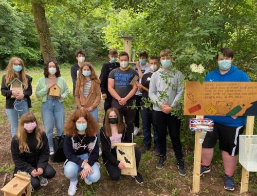 Wir für den Wald und seine Bewohner